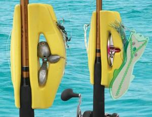 fishing leader holder - leader organizer