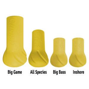 cush-it all sizes - big game - all species - big bass - inshore
