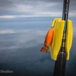 fishing leader holder - leader organizer for big water fishing