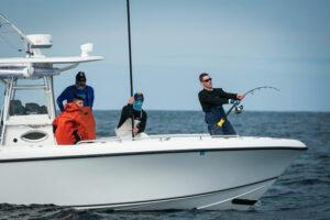 tarpon fish fighting belts alternative - cushit by Luna Sea