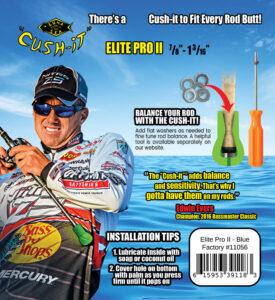 fishing pole balancer