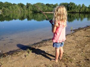 spincast fishing beginner